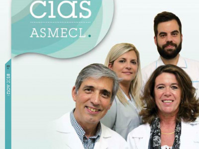 Lançamento da Revista Notícias ASMECL 8